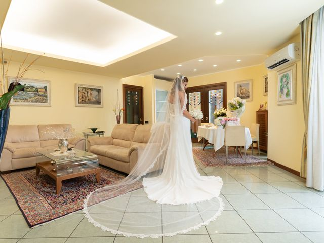 Il matrimonio di Mario e Simona a Lettere, Napoli 24