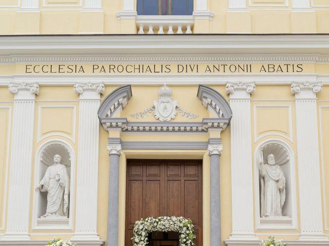 Il matrimonio di Mario e Simona a Lettere, Napoli 27
