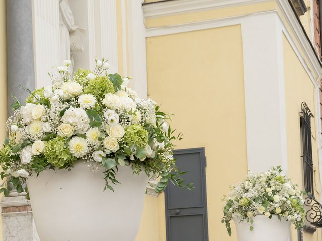 Il matrimonio di Mario e Simona a Lettere, Napoli 28