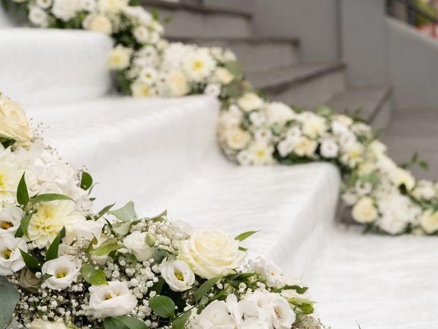 Il matrimonio di Mario e Simona a Lettere, Napoli 29