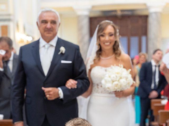 Il matrimonio di Mario e Simona a Lettere, Napoli 31