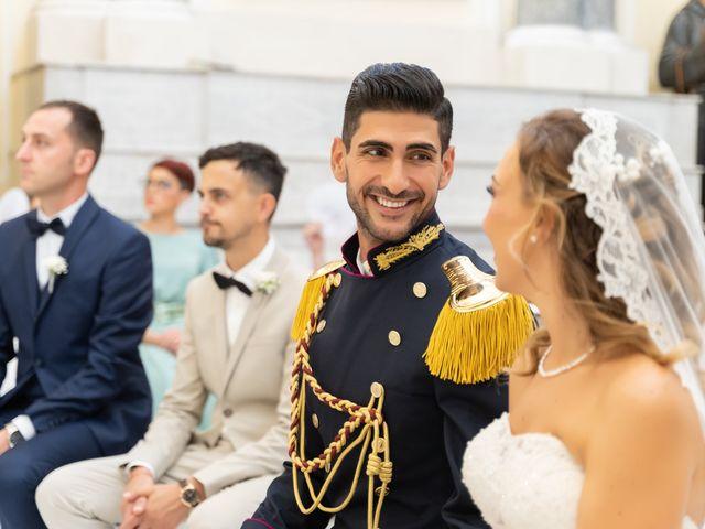 Il matrimonio di Mario e Simona a Lettere, Napoli 36