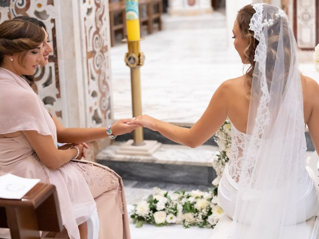 Il matrimonio di Mario e Simona a Lettere, Napoli 39