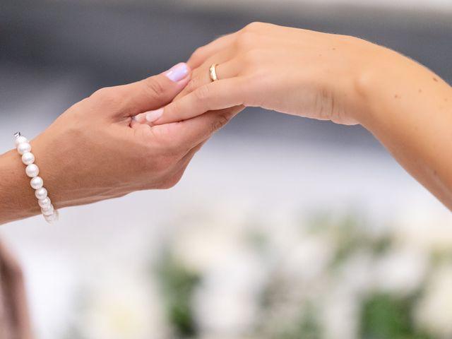 Il matrimonio di Mario e Simona a Lettere, Napoli 40
