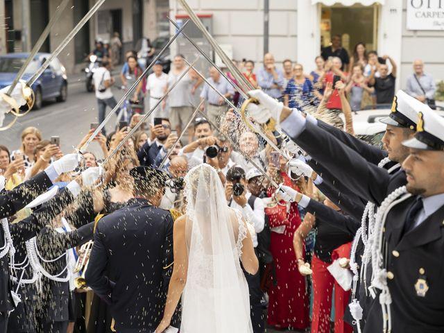 Il matrimonio di Mario e Simona a Lettere, Napoli 41