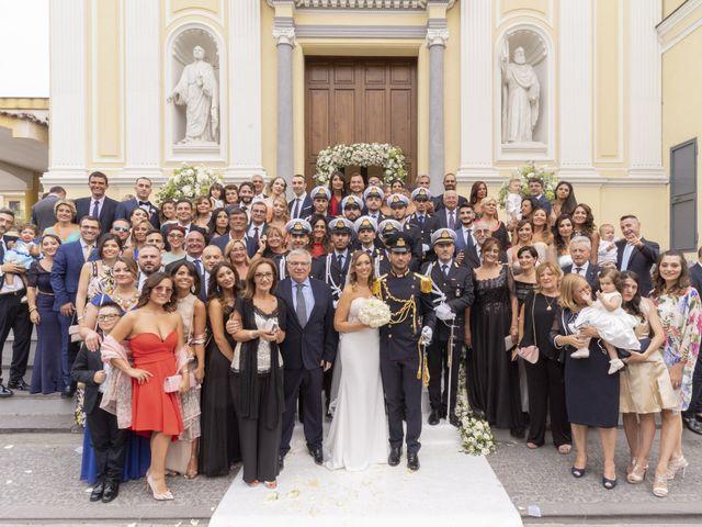 Il matrimonio di Mario e Simona a Lettere, Napoli 44