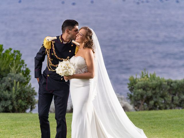 Il matrimonio di Mario e Simona a Lettere, Napoli 46