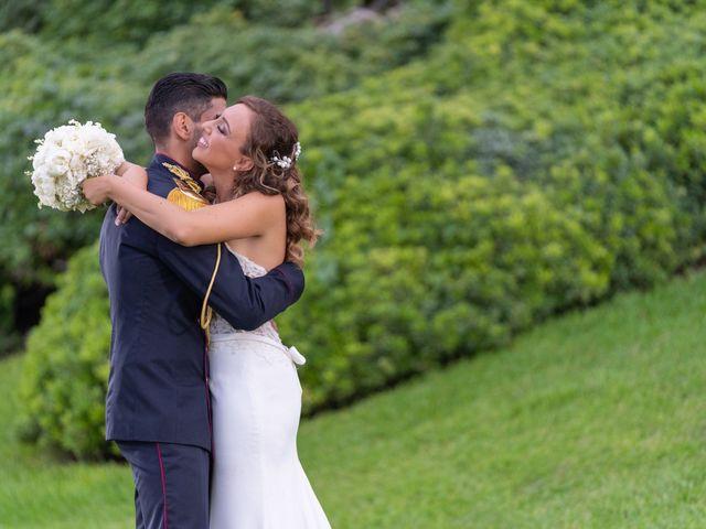 Il matrimonio di Mario e Simona a Lettere, Napoli 47