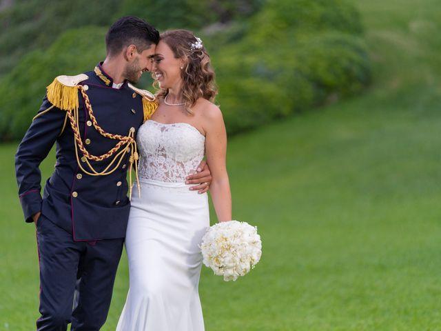 Il matrimonio di Mario e Simona a Lettere, Napoli 48