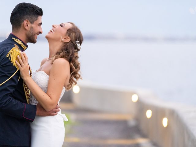 Il matrimonio di Mario e Simona a Lettere, Napoli 49