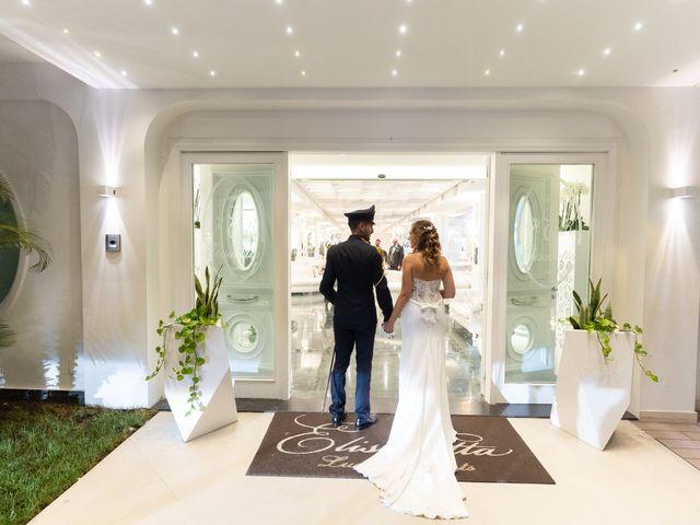Il matrimonio di Mario e Simona a Lettere, Napoli 52
