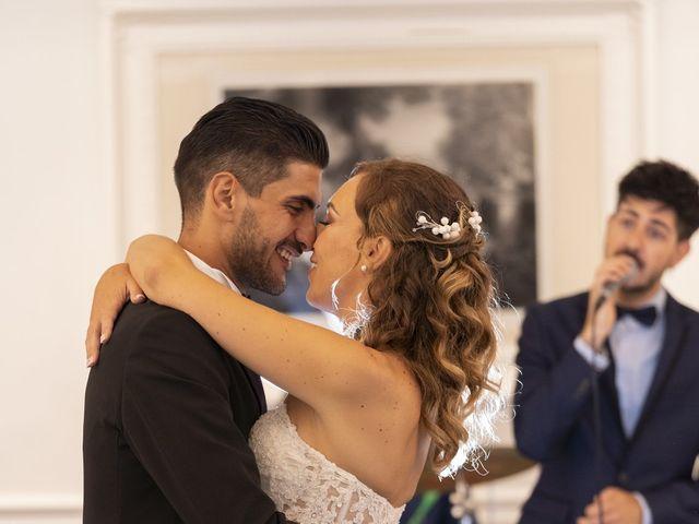 Il matrimonio di Mario e Simona a Lettere, Napoli 58