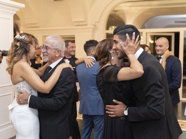 Il matrimonio di Mario e Simona a Lettere, Napoli 59