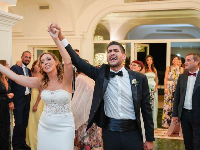 Il matrimonio di Mario e Simona a Lettere, Napoli 60