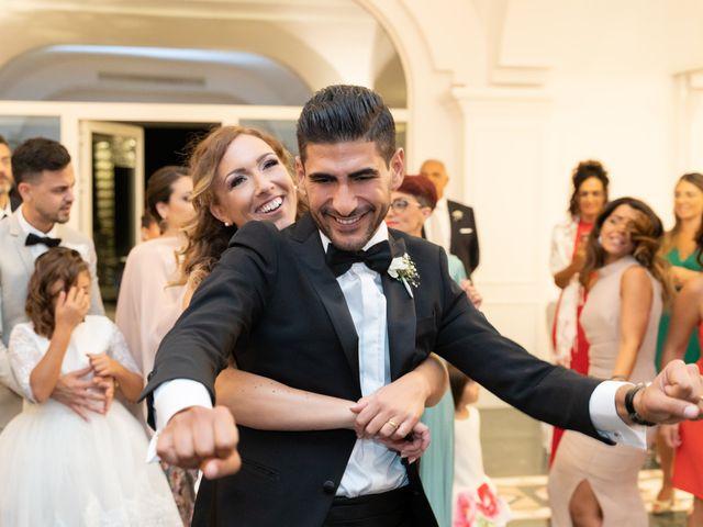 Il matrimonio di Mario e Simona a Lettere, Napoli 62