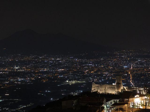Il matrimonio di Mario e Simona a Lettere, Napoli 71