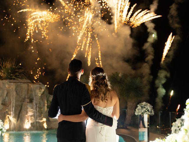 Il matrimonio di Mario e Simona a Lettere, Napoli 72