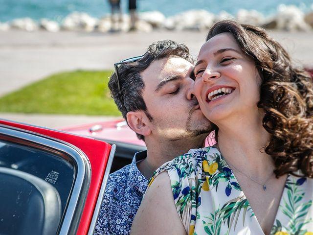 Il matrimonio di Silvia e Stefano a Desenzano del Garda, Brescia 9