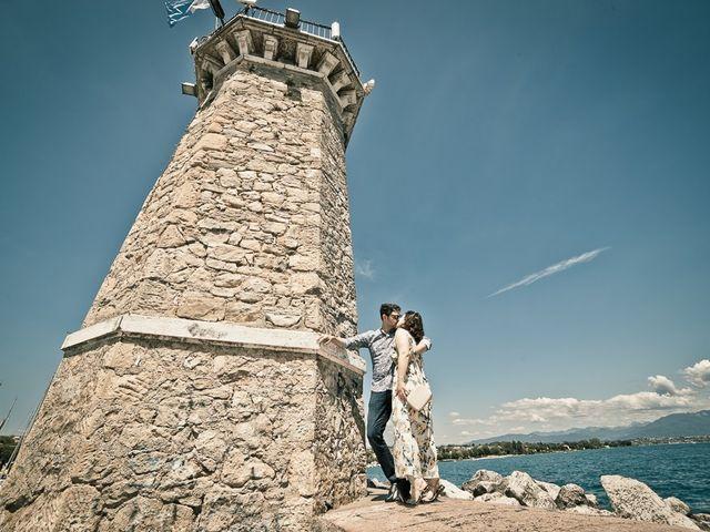 Il matrimonio di Silvia e Stefano a Desenzano del Garda, Brescia 15