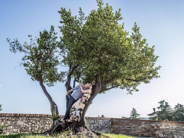 Il matrimonio di Silvia e Stefano a Desenzano del Garda, Brescia 48