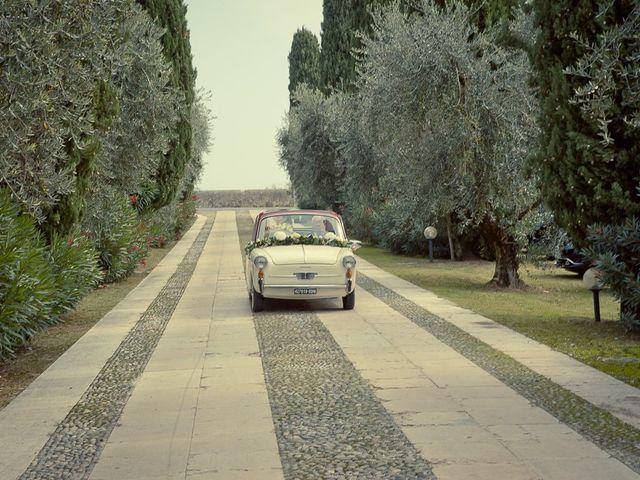 Il matrimonio di Silvia e Stefano a Desenzano del Garda, Brescia 80