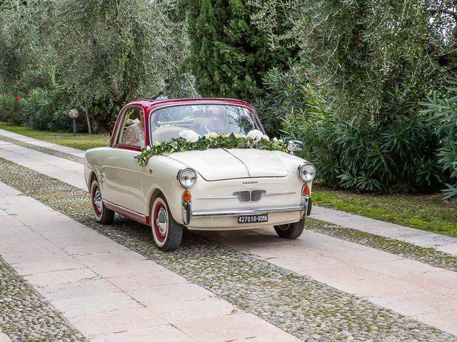 Il matrimonio di Silvia e Stefano a Desenzano del Garda, Brescia 81