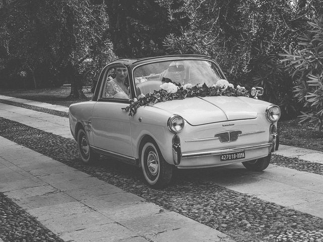 Il matrimonio di Silvia e Stefano a Desenzano del Garda, Brescia 82