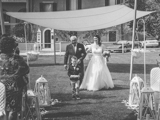 Il matrimonio di Silvia e Stefano a Desenzano del Garda, Brescia 96