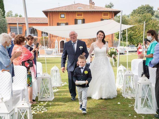 Il matrimonio di Silvia e Stefano a Desenzano del Garda, Brescia 98