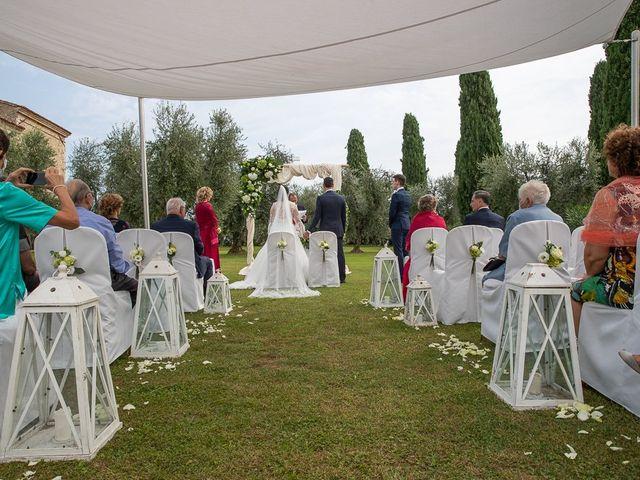 Il matrimonio di Silvia e Stefano a Desenzano del Garda, Brescia 104