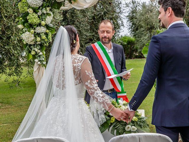 Il matrimonio di Silvia e Stefano a Desenzano del Garda, Brescia 108