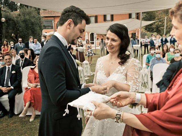 Il matrimonio di Silvia e Stefano a Desenzano del Garda, Brescia 109