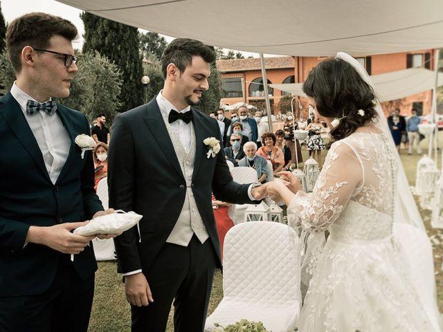 Il matrimonio di Silvia e Stefano a Desenzano del Garda, Brescia 110