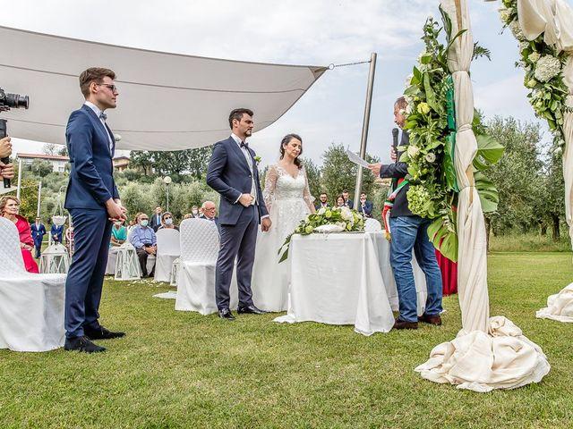 Il matrimonio di Silvia e Stefano a Desenzano del Garda, Brescia 111