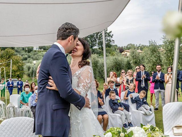 Il matrimonio di Silvia e Stefano a Desenzano del Garda, Brescia 112