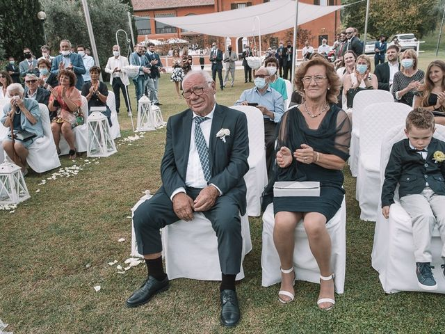 Il matrimonio di Silvia e Stefano a Desenzano del Garda, Brescia 114