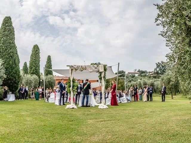 Il matrimonio di Silvia e Stefano a Desenzano del Garda, Brescia 115
