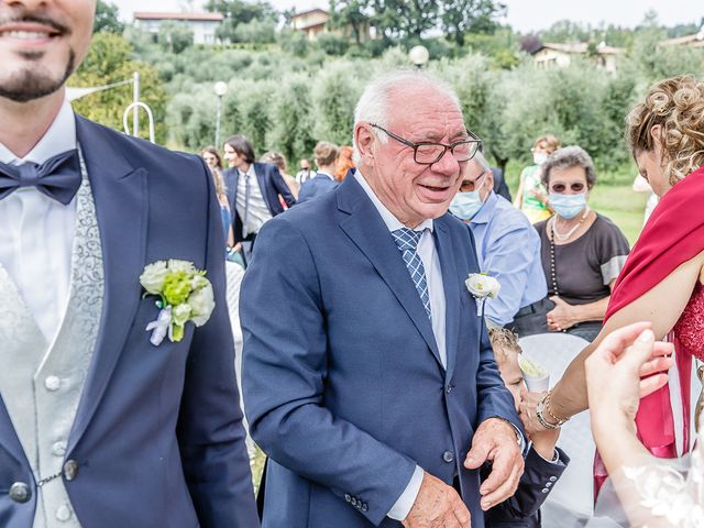 Il matrimonio di Silvia e Stefano a Desenzano del Garda, Brescia 117