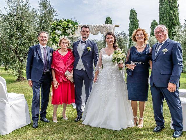 Il matrimonio di Silvia e Stefano a Desenzano del Garda, Brescia 119