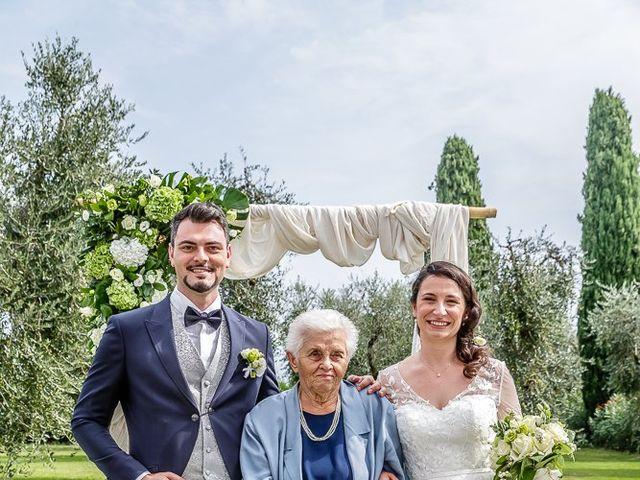 Il matrimonio di Silvia e Stefano a Desenzano del Garda, Brescia 120