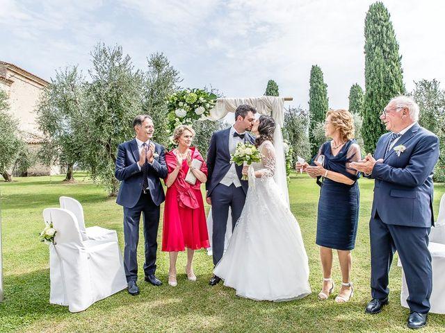 Il matrimonio di Silvia e Stefano a Desenzano del Garda, Brescia 121
