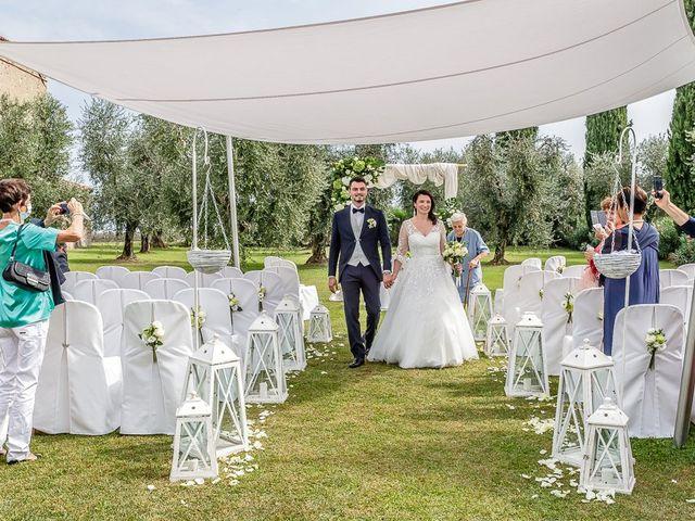 Il matrimonio di Silvia e Stefano a Desenzano del Garda, Brescia 122