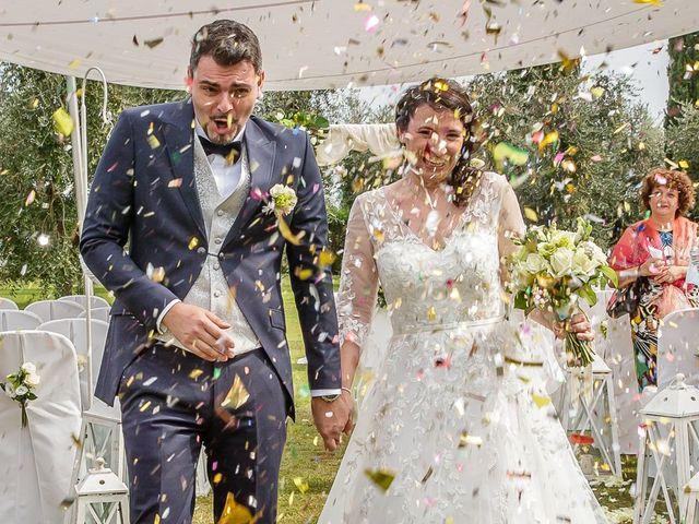 Il matrimonio di Silvia e Stefano a Desenzano del Garda, Brescia 124