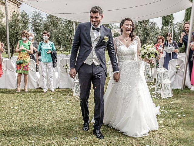 Il matrimonio di Silvia e Stefano a Desenzano del Garda, Brescia 125
