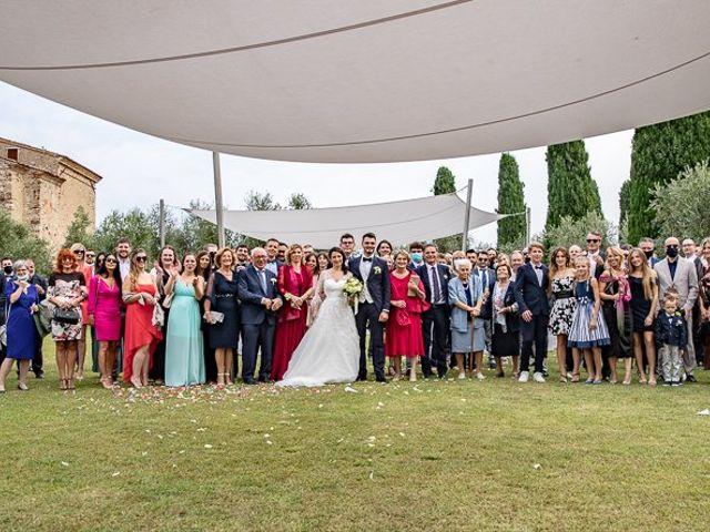 Il matrimonio di Silvia e Stefano a Desenzano del Garda, Brescia 128