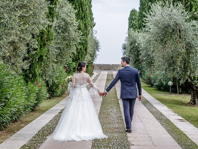 Il matrimonio di Silvia e Stefano a Desenzano del Garda, Brescia 134