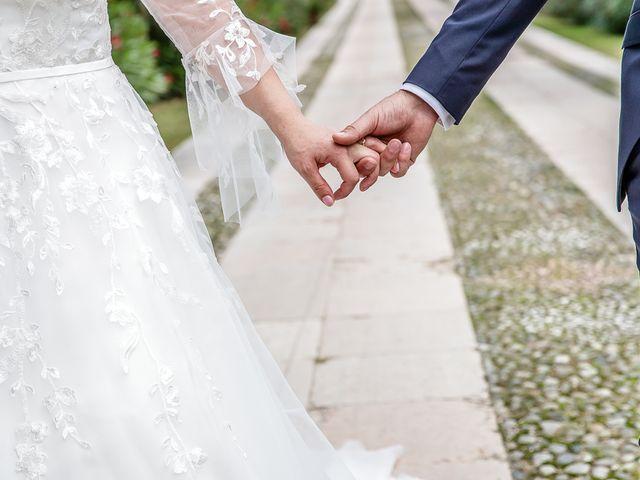 Il matrimonio di Silvia e Stefano a Desenzano del Garda, Brescia 136