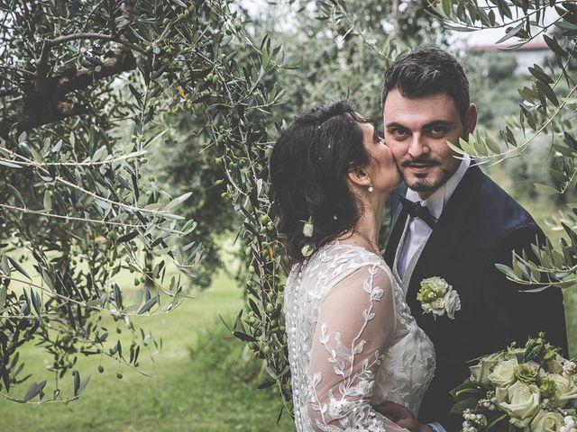 Il matrimonio di Silvia e Stefano a Desenzano del Garda, Brescia 137