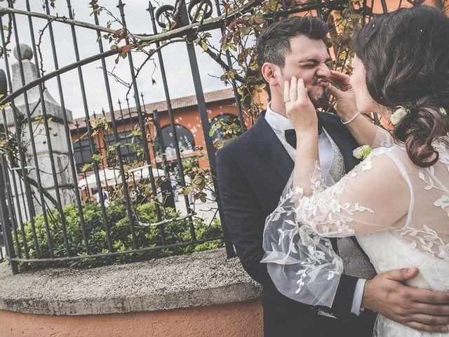 Il matrimonio di Silvia e Stefano a Desenzano del Garda, Brescia 142