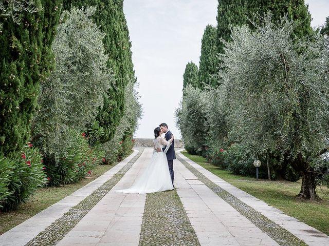Il matrimonio di Silvia e Stefano a Desenzano del Garda, Brescia 146